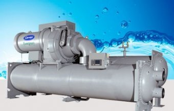 CHILLERS ENFRIADOS AGUA water cooled
